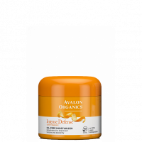 Avalon Organics Intense Defense with Vitamin C Oil-Free Moisturizer - Avalon Organics крем увлажняющий с витамином С